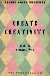 Create Creativity