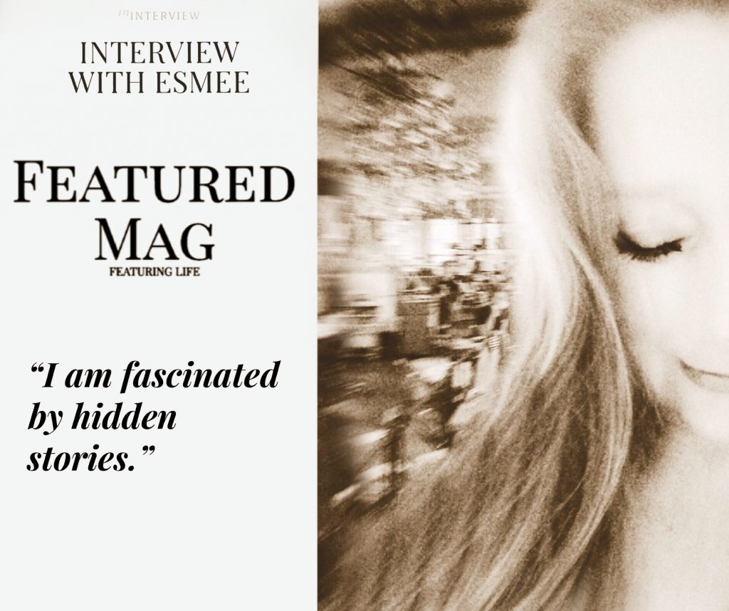 Interview in Featured Mag